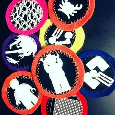 In just over a week we will be at our biggest venue 30 fabulous designers will be there many with 'Secret Santa' gifts from 5 - 20 if you want to share the love but save the pounds! Come and meet Frances at the next Market on From the Darkroom Felt and photography brooches and badges 5  #handmade #e17designers  #shoplocale17 #e17  #e17designers #shoplocal #Walthamstow #illustration  #print #greetingscards #stationery