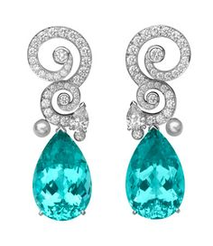 High Jewelry, Gorgeous Earrings!