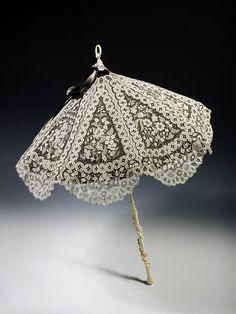 Parasol. Britain, United Kingdom   1870-1880. (Unknown)  © Victoria and Albert Museum, London.
