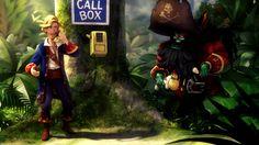 Monkey Island 2 Special Edition: LeChuck's Revenge E3 2010 Trailer screenshot 3