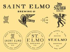 St. Elmo Brewing Company by Keith Davis Young