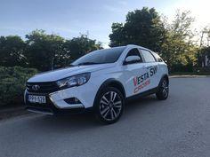 LADA Vesta SW Cross teszt – az ideális telekjáró