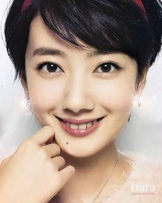 波瑠 Japanese Beauty, Woman Face, Actors & Actresses, Asian Girl, Handsome, Lady, Instagram Posts, Cute, Beautiful
