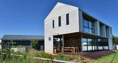 The Modern Barn by Emilio Eftychis - Design Milk