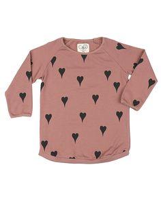 Gro  – Sweatshirt – Roze