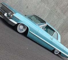64 Impala Lowrider, Chevy Impala, Chevy Ss, Chevrolet Chevelle, Donk Cars, Bmw Cars, Vintage Tractors, Vintage Cars, My Dream Car