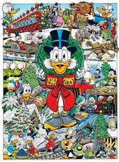 Uncle Scrooge - Always Another Rainbow by Carl Barks ...