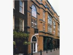 attractive period property At Bear Street, Leicester Square