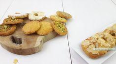 Het perfecte koolhydraatarme koekje voor bij de koffie of thee, deze amandel roomboterkoekjes lijken wel wat op de Turkse koekjes.