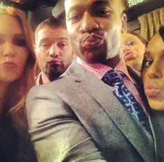 #ScandalRecruitment Reason 14: Our cast loves to share awesome behind the scene #Scandal photos!