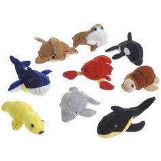 Luau Party Sea Animals (One Dozen)