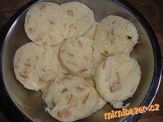 Knedlíky v mikroténovém sáčku II Czech Recipes, Ethnic Recipes, Dumpling, Mashed Potatoes, Sweet Home, Food And Drink, Baking, Crochet, Whipped Potatoes