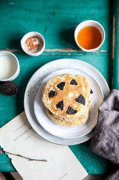 Oreo Buttermilk Pancakes Rezept – süße Pfannkuchen nicht nur zum Frühstück