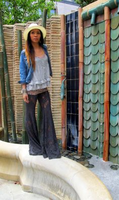 Free People   Oh my...LOOooveee This outfit...Love.