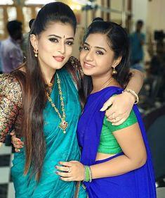 Tamil serial actress Veena Ponappa bio hot images Saree stills Serial actrss hot things images Veena Ponappa serial Saree side view HD images Beautiful Girl Photo, Beautiful Girl Indian, Most Beautiful Indian Actress, Beautiful Actresses, Beautiful Saree, Beautiful Women, Cute Beauty, Beauty Full Girl, Beauty Women