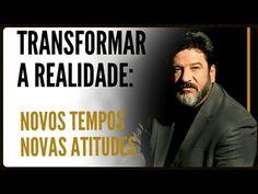 TRANSFORMAR A REALIDADE: NOVOS TEMPOS, NOVAS ATITUDES ● Mario Sergio Cor... Youtube, Coaching, Thoughts, Facebook, Study Tips, Personal Development, Motivational, Entrepreneurship, Interview