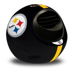 Pittsburgh Steelers Portable Infrared Helmet-Shaped Heater - NFLShop.com