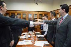 Encabeza el Secretario de Gobierno del Estado, Juan Martin Granados Torres, la toma de protesta y la primera sesión de...
