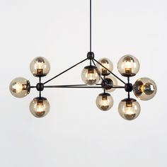 lighting - - roll--hill - Modo Chandelier, 2009