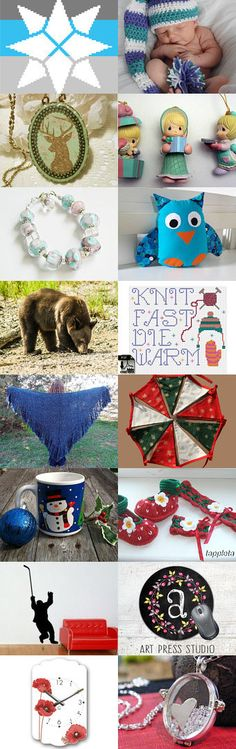 Favorite Friends :) by Maria Plover on Etsy--Pinned with TreasuryPin.com