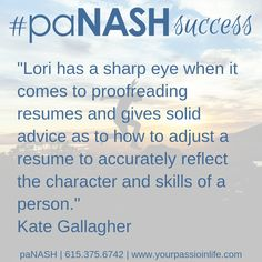 paNASH passion & career coaching helps those of you who feel stuck in your career get unstuck and put your passion and purpose into action! Proofreader, Career Coach, Feeling Stuck, Resume, Reflection, Coaching, Things To Come, Advice, Success