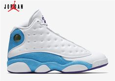 24f29ff4ad37 Authentic 823902-015 Air Jordan 13 Retro CP3 PE Away Hornets Black Orion  Blue
