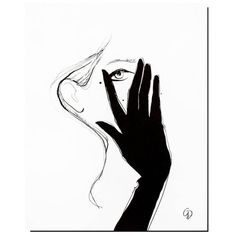 Garance Dor� Goods Glove Poster Black, White By (410 ARS) ❤ liked on Polyvore featuring home, home decor, wall art, bodies, backgrounds, posters, white home accessories, black poster, white posters and vertical wall art
