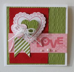 Hearts a Flutter Blog Hop Project 1 by catrules - Cards and Paper Crafts at Splitcoaststampers