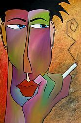 Art: A Class Act by Artist Thomas C. Fedro