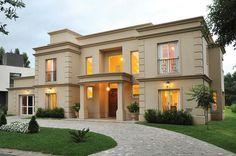 Galeria Fotos - PAVLOFF - REGALINI & Asociados / Estudio de Arquitectura / Arquitectos - Casa estilo clásico - PortaldeArquitectos.com