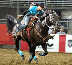 Just cause I am a girl dose not mean I cant barrel race like men