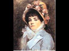 Marie Bashkirtseff-Juan Diego Flórez . Qui Sedes