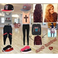 Chachi Inspired!