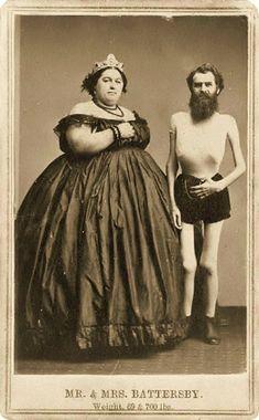 Mr. & Mrs. Battersby