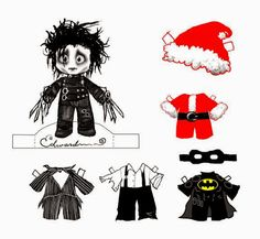 Funny paper dolls - Onofer-Köteles Zsuzsánna - Álbuns da web do Picasa