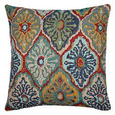 Buy John Lewis Venus Cushion, Blue Online at johnlewis.com