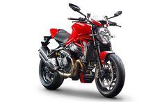 Descargar fondos de pantalla Ducati Monster 1200 R, fresco de la motocicleta, rojo Monster italiano de motocicletas, Ducati Audi, Porsche, Ducati Motorbike, New Ducati, Royal Enfield, Monster 1200 R, Ducati Monster 1200 S, Lamborghini, Bike Prices