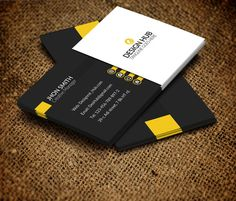 Business Card Template by Leza on Creative Market