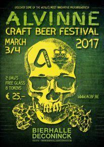TicketGang - Evenement[ALVINNE CRAFT BEER FESTIVAL 2017]