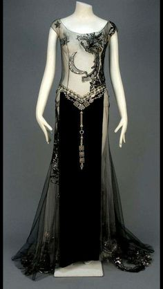 Vintage Evening Gown | 1920s...