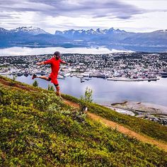 Good morning run over Tromsø Ultra Trail, Tromso, Morning Running, Just Run, Trail Running, Runes, Norway, Good Morning, Racing