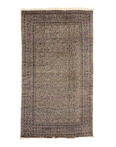 Kerman carpet South Central Persia dimensions approximately 8ft x 10ft 11in (549 x 333cm)