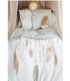 Köp Crib Bedding Set - Dream Catcher - hos Elodie Details Officiella Webbshop. Elodiedetails.com - Big differences for small people