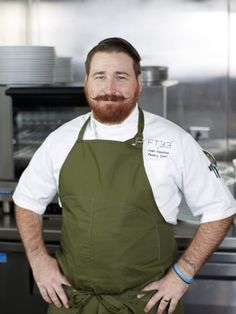 *this man makes great desserts* FT33 pastry chef Josh Valentine dishes about everything but Top Chef Seattle