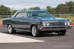A photo gallery of the PSI built 1967 Chevy Chevelle SS restored and modified. Restored and modernized. Chevy Chevelle Ss, Chevy Ss, Chevy Classic, Classic Cars, Sexy Cars, Hot Cars, Muscle Cars, Vintage Cars, Dream Cars