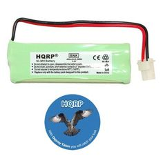 HQRP Phone Battery compatible with Vtech BT183482 BT283482 89-1348-01 2.4V 400mAh NI-Mh plus HQRP Coaster by HQRP. $5.91. Compatible with: Vtech BT183482 BT283482 89-1348-01