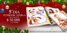 5to día de #novena Compra tu #photobook tamaño 22x28 por $50.000 ¡Ahorra $25.000!#Impreya http://impreya.com/funbook Envíos a todo Colombia