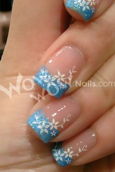 Adding snowflakes would make an amazing winter theme