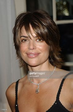 Actress Lisa Rinna wears a $500,000 H. Stern diamond necklace at 'The Cabana Beauty Buffet For The 2003 Golden Globes' presented with Allure Magazine and a viewing of H. Stern Fine Jewelry at the Chateau Marmont Hotel on January 17, 2003 in West Hollywood, California. Fashions and accessories were available to nominees and presenters of the 2003 Golden Globes.
