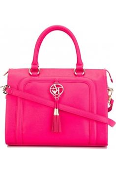 Women Shopper & Tote Bags - armani jeans Top-handle tote bag